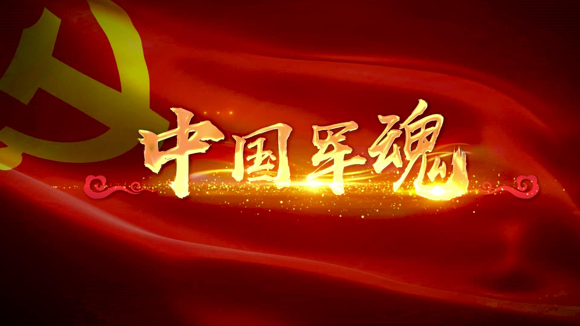 亮剑歌曲中国军魂视频背景