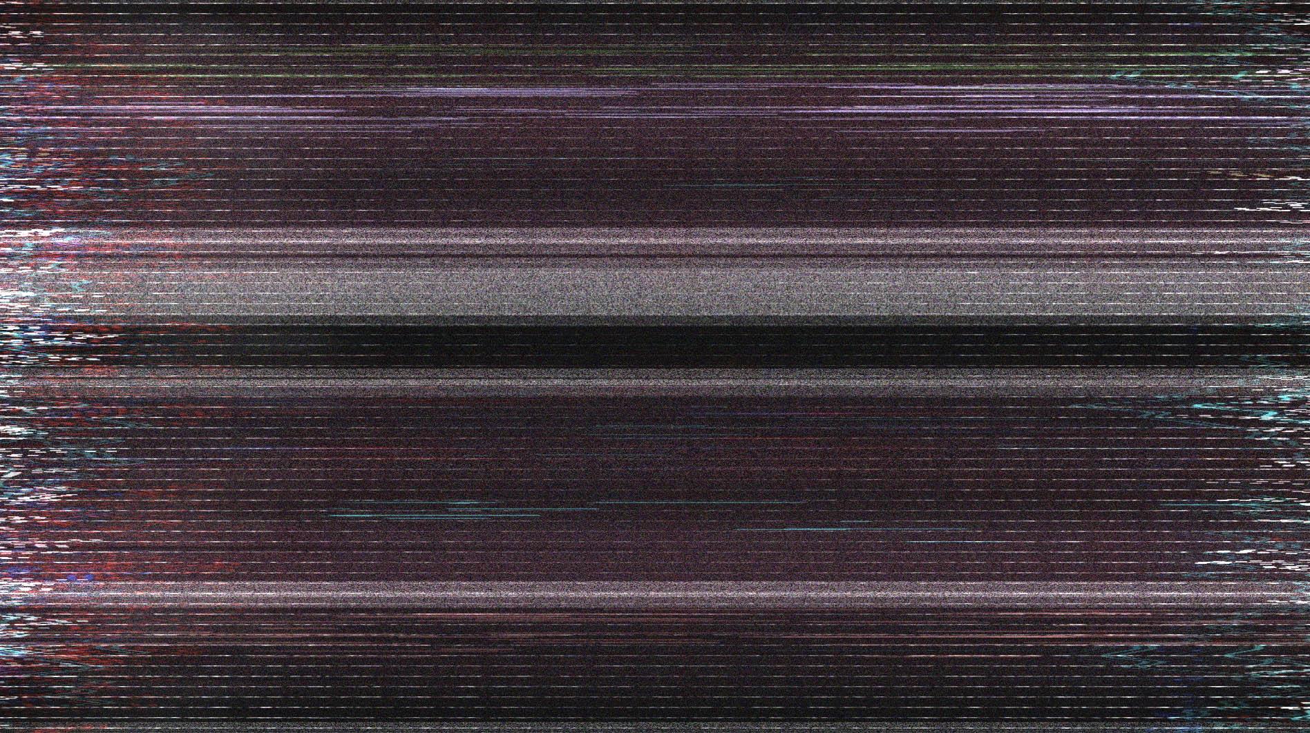 信号干扰屏幕转场特效素材