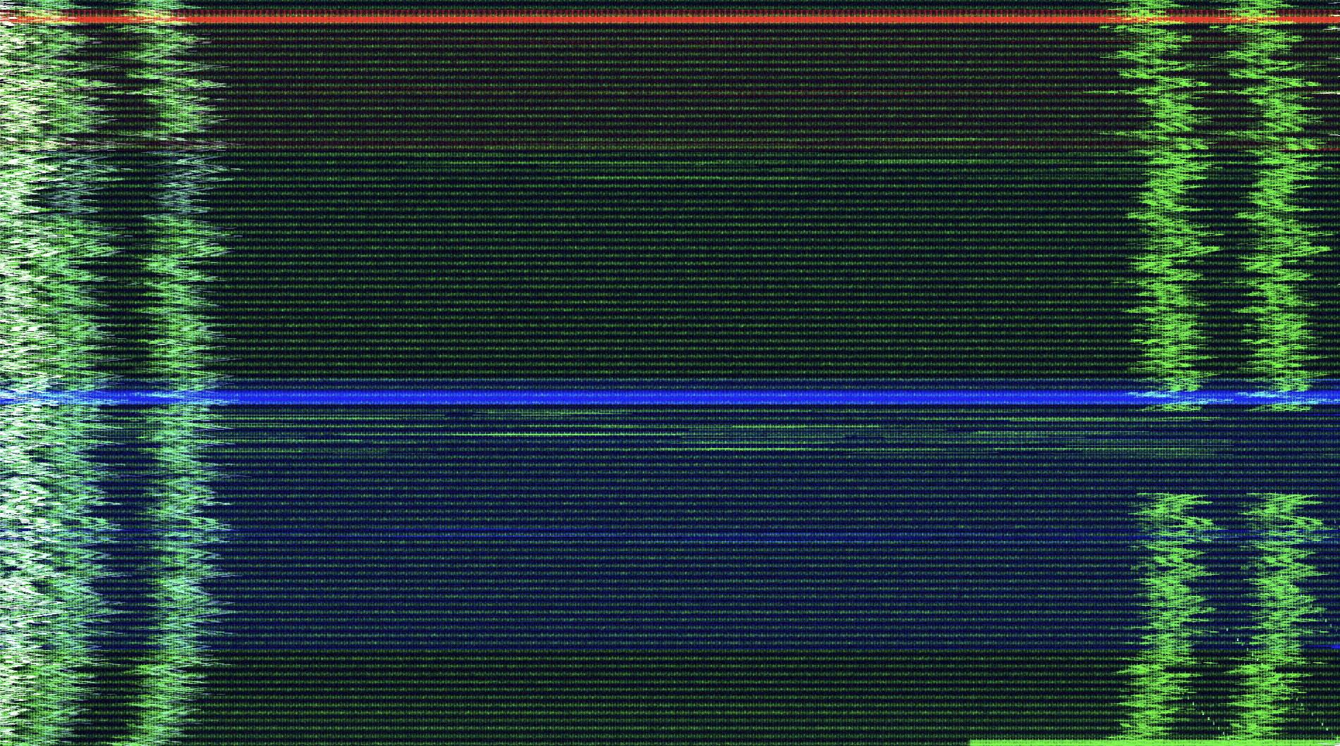 信号干扰乱码屏幕花屏闪屏转场
