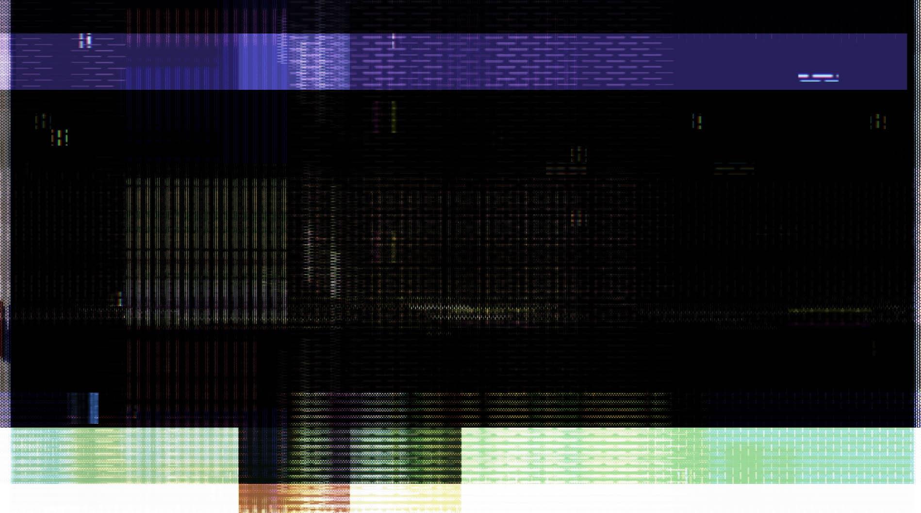 屏幕叠加效果花屏闪屏转场