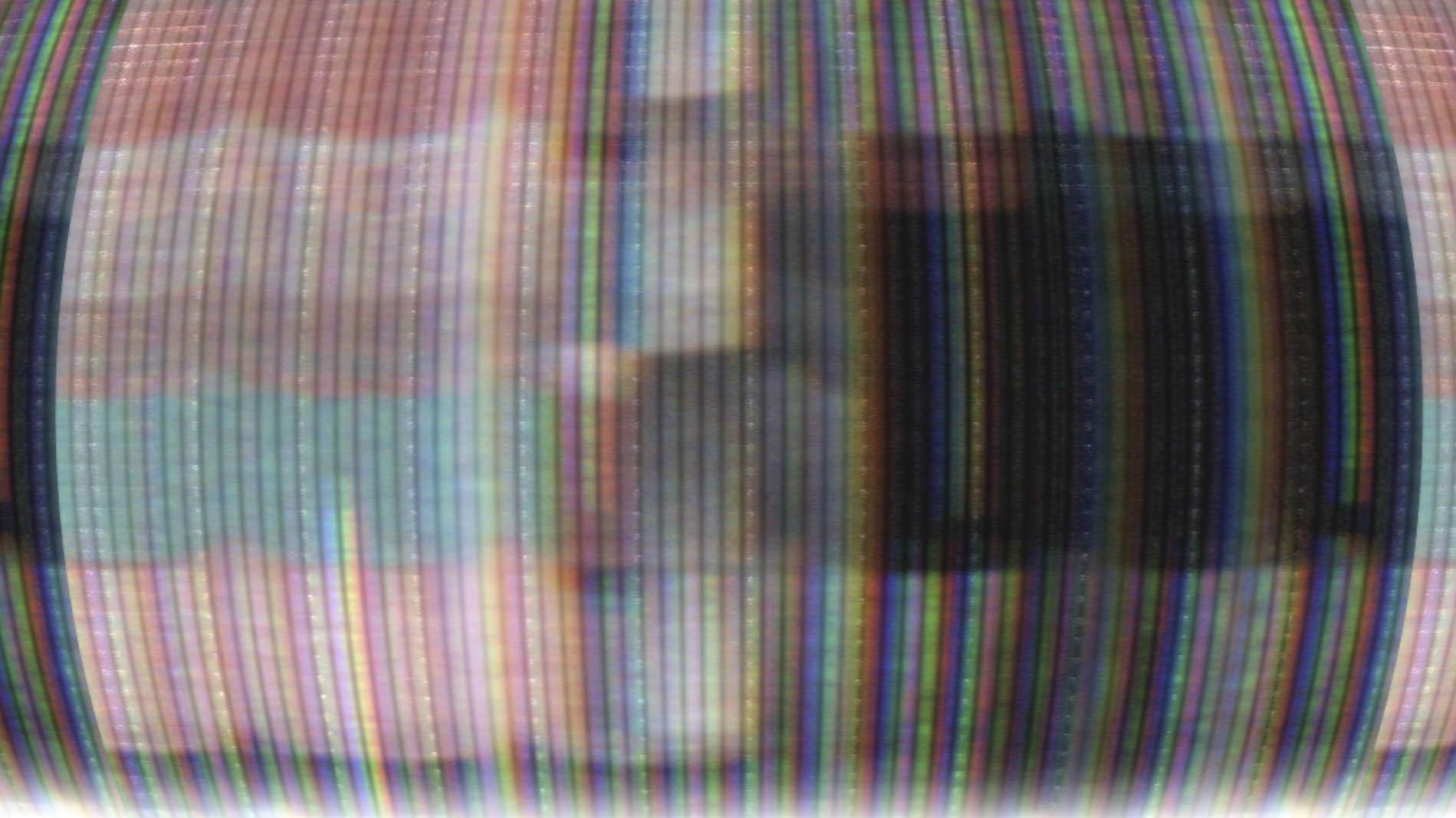 信号干扰屏幕花屏噪点视频转场效果素材